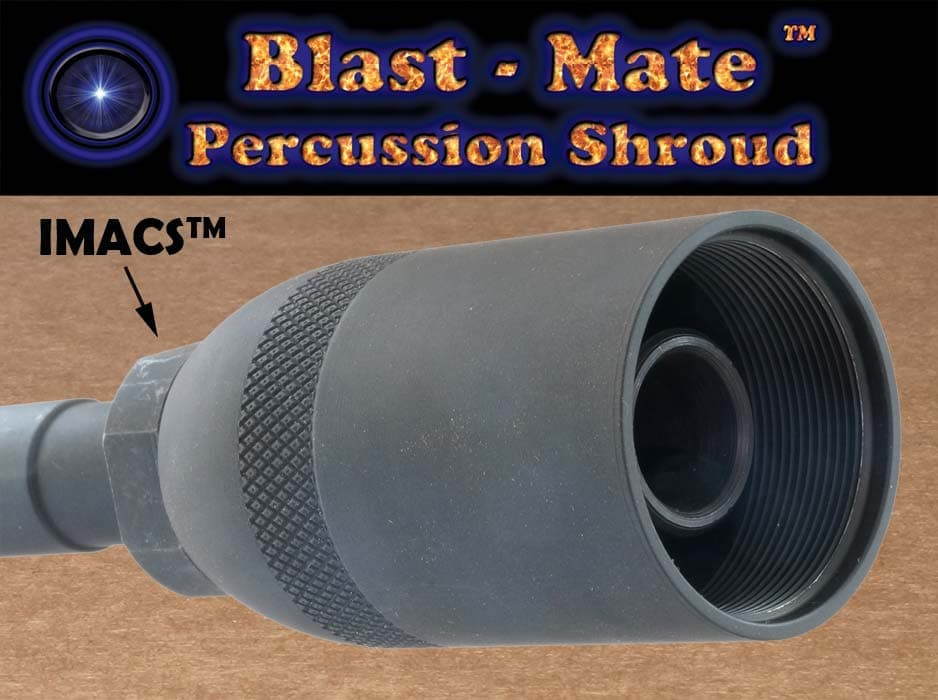 Blast-Mate Percussion Shroud